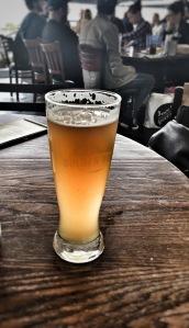 Picture of hefeweizen beer