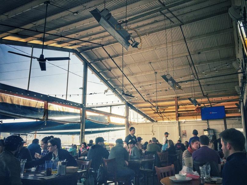 Picture of pub patio